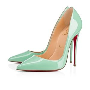 Christian Louboutin So Kate — Opal